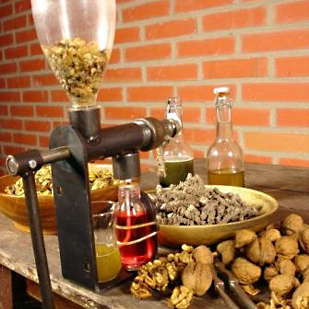 Маслопресс Modern dream для масла холодного и горячего отжима из орехов и семян