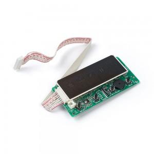 Плата управления (кнопочная) с дисплеем для маслопресса RawMiD modern RMO-03