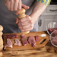 Сушилка для мяса рецепт мяса в сушилке (дегидраторе)