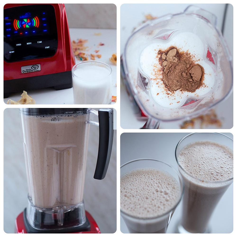 Ореховое молочко в блендере Dream Modern 2