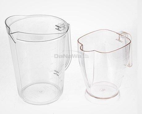 Погружной блендер Tokebi dreamer - стаканы