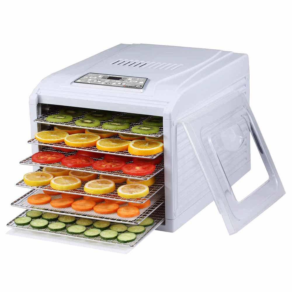 Дегидратор Dream Vitamin DDV-07 купить домашнюю сушилку для фруктов и овощей