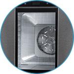 Профессиональная сушилка (дегидратор) для овощей и фруктов Rawmid Dream PRO 2 - прозрачная стеклянная дверца