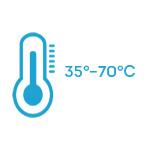Дегидратор сушилка Rawmid Modern RMD-10 температура от 35 до 70 градусов