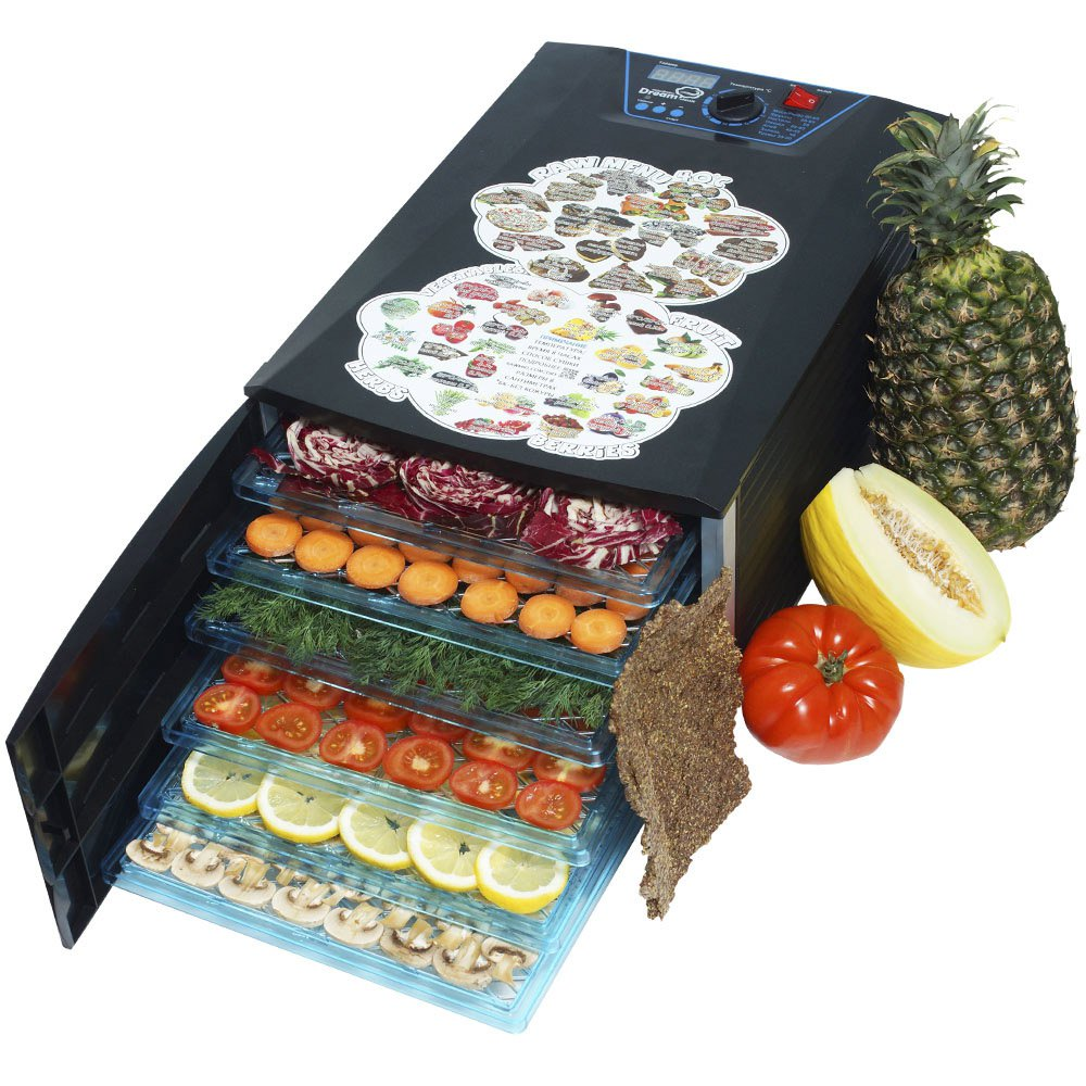 Ккупить электросушилку овощей фруктов в Москве Санкт-Петербурге Dream Classic DDC-06
