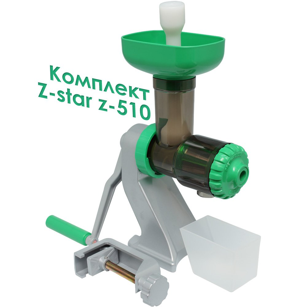 купить соковыжималку ручную в интернет магазине Z Star Z 510