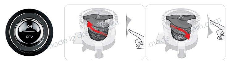 Соковыжималка шнековая Hurom HI-IBF-11 - новейшие технологии