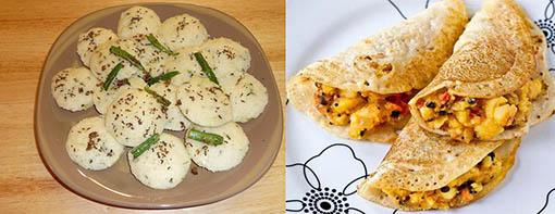 Лепешки Идли Доса Индийская кухня в меланжере Dream Classic