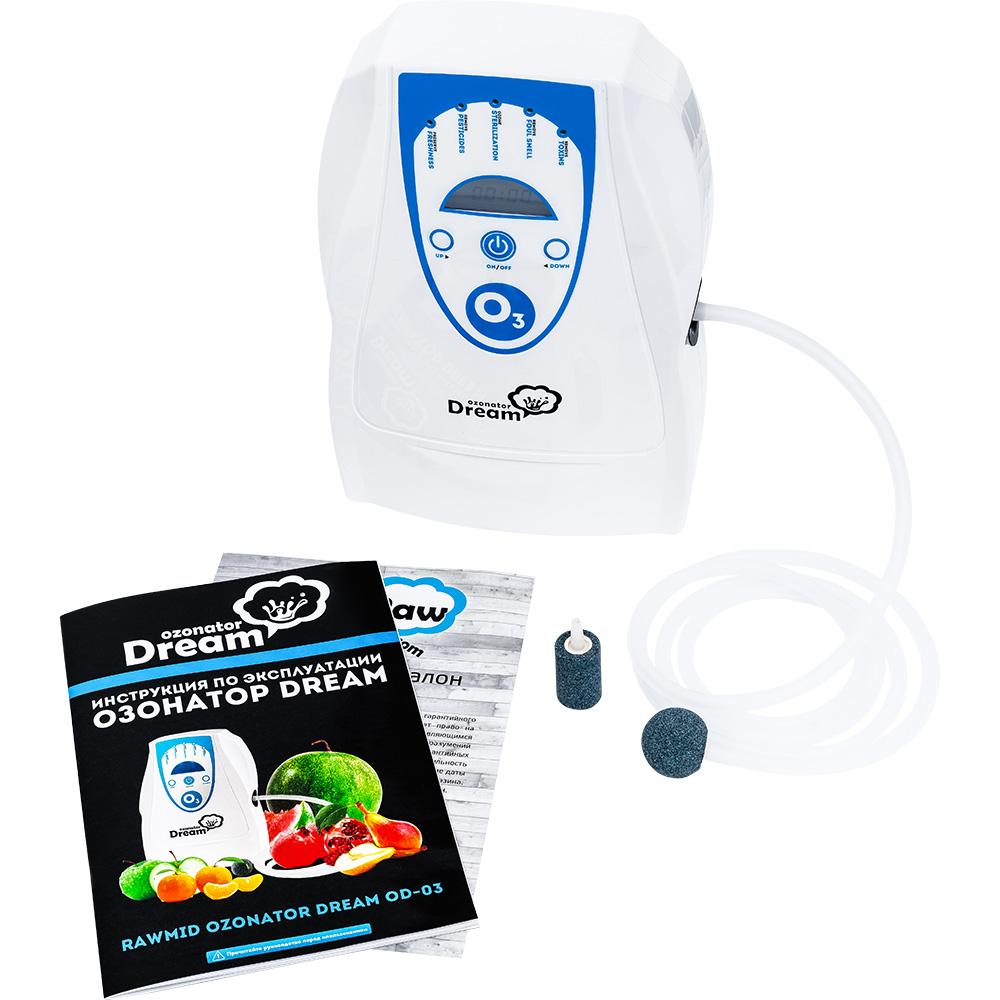 Бытовой озонатор для дома Rawmid Dream Ozonator купить