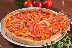 Пицца в планетарном миксере RAWMID Luxury RLM-05