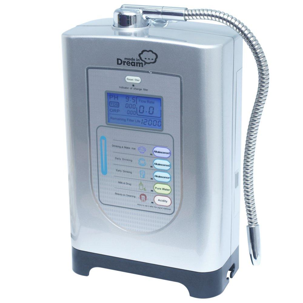 Как работает ионизатор воды