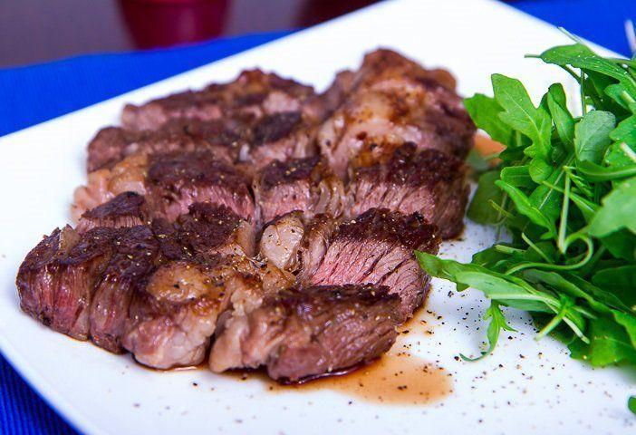Мясо по методу сувид при помощи термостата сувид dream modern