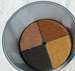 Спраутер фрешлайф 3000 - 4 вида семян