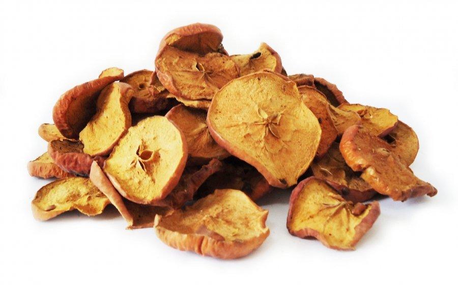 Сушеные яблоки в дегидраторе Dream Vitamin DDV-10