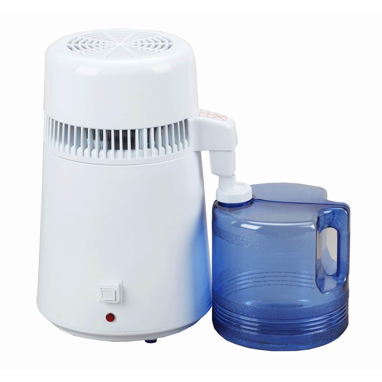 Польза дистиллятора воды