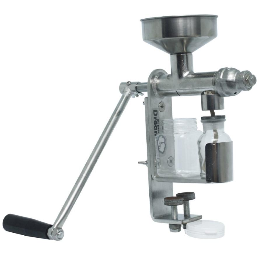 Ручной маслопресс бытовой для дома Rawmid Dream Manual ODM-02