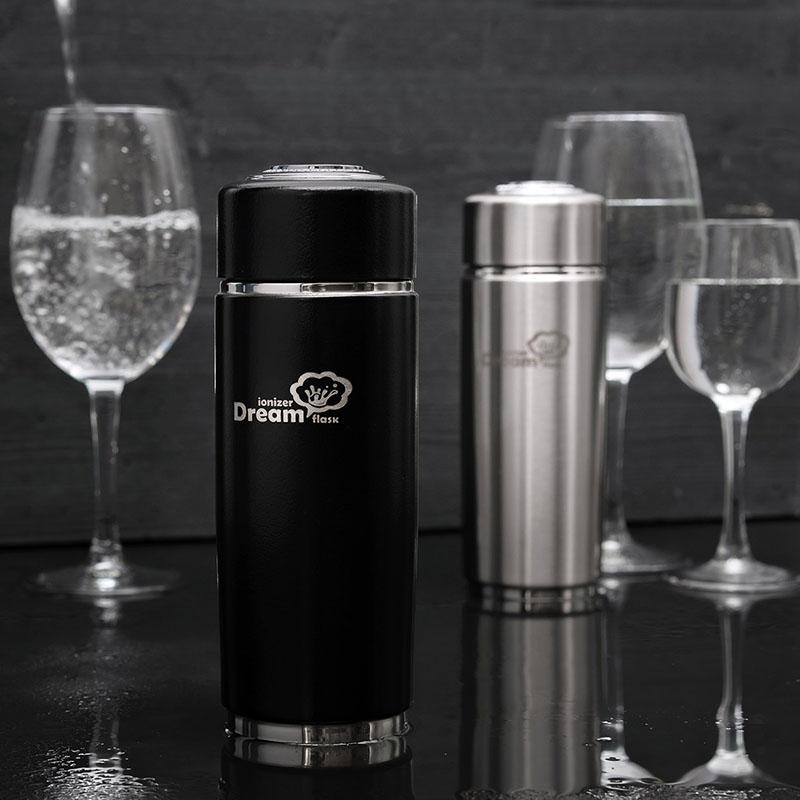 Что подарить на новый год - турмалиновый стакан ионизатор воды Rawmid Dream Flask