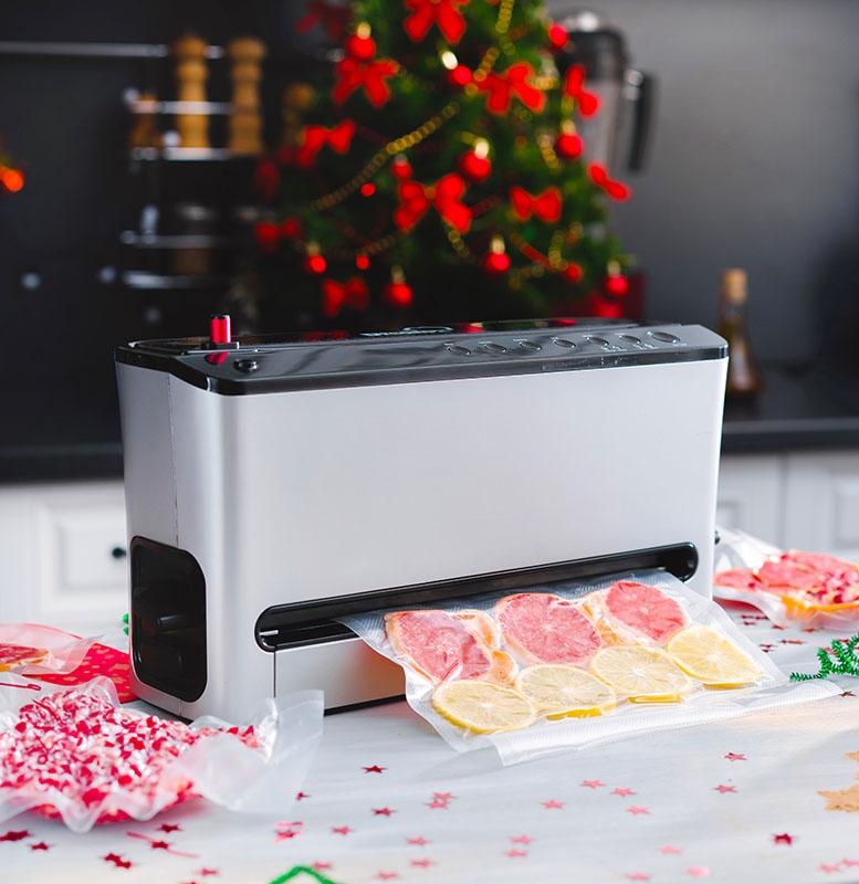 ТОП подарков на новый год техника для здорового образа жизни вакуумный упаковщик Dream Pro
