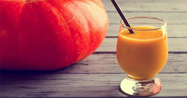 Тыквенный сок - полезные свойства
